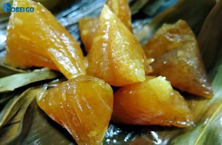 giới thiệu bánh tro Đình Tổ Bắc Ninh