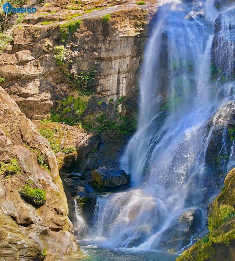 thác Đa Tầng Siu Puông Kon Tum